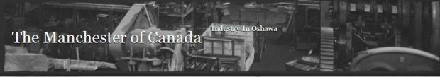 Industry in Oshawa