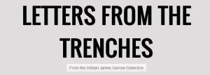 Letter from the Trenches