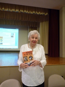 Lorraine O'Donnell Williams and her book 'Memories of the Beach'