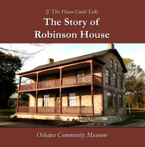 If This House Could Talk: The Story of Robinson House