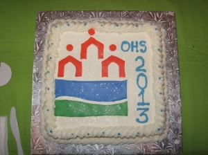As always, its never an AGM without cake!