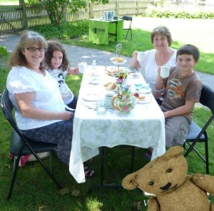 Teddy Bear Picnic, July 31, 2014! Who knows what mischief the Teddy Bears will get up to!