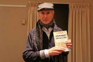 Author John Goddard and his publication, Inside the Museums