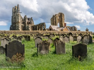 Fathers Before Us - Whitby Abbey, Whitby, UK; Photo Credit: Donna Brittain