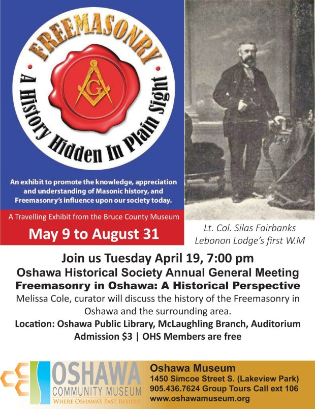 Freemasonry Poster with OHS Meeting copy